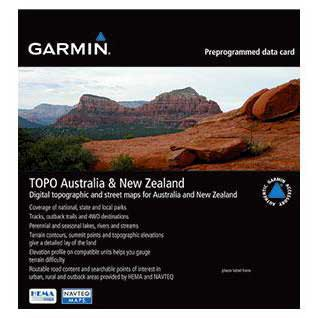 Garmin TOPO Australia & New Zealand