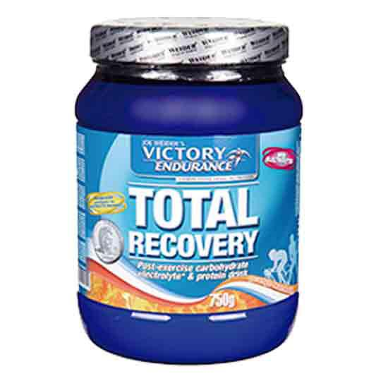 Weider Victory Endurance Total Recovery 750gr Naranja-Tangerine