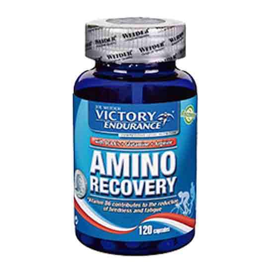 Weider Victory Endurance Amino Recovery 120 Cápsulas