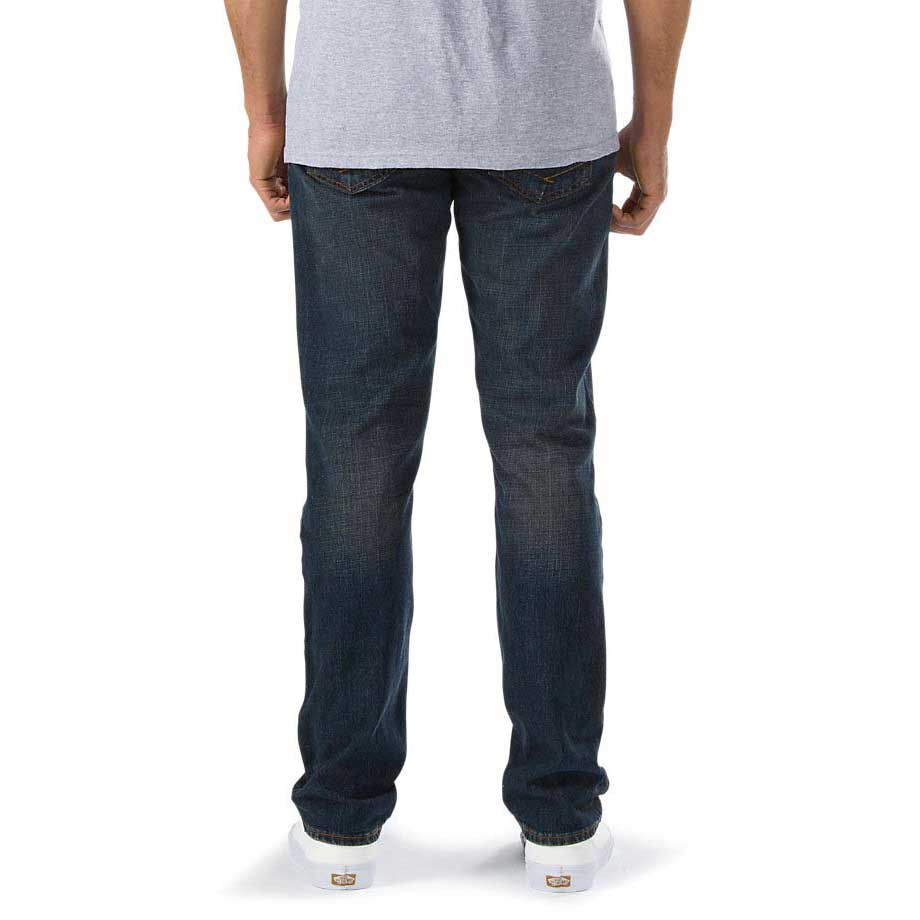 a8a36c2ed2 Vans V76 Skinny Regular Blue buy and offers on Xtremeinn