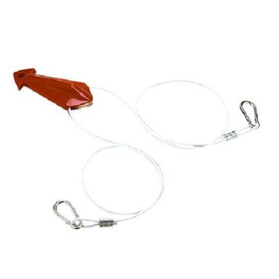 Seachoice Rope Tow Harness with Wire Cable 6 mm