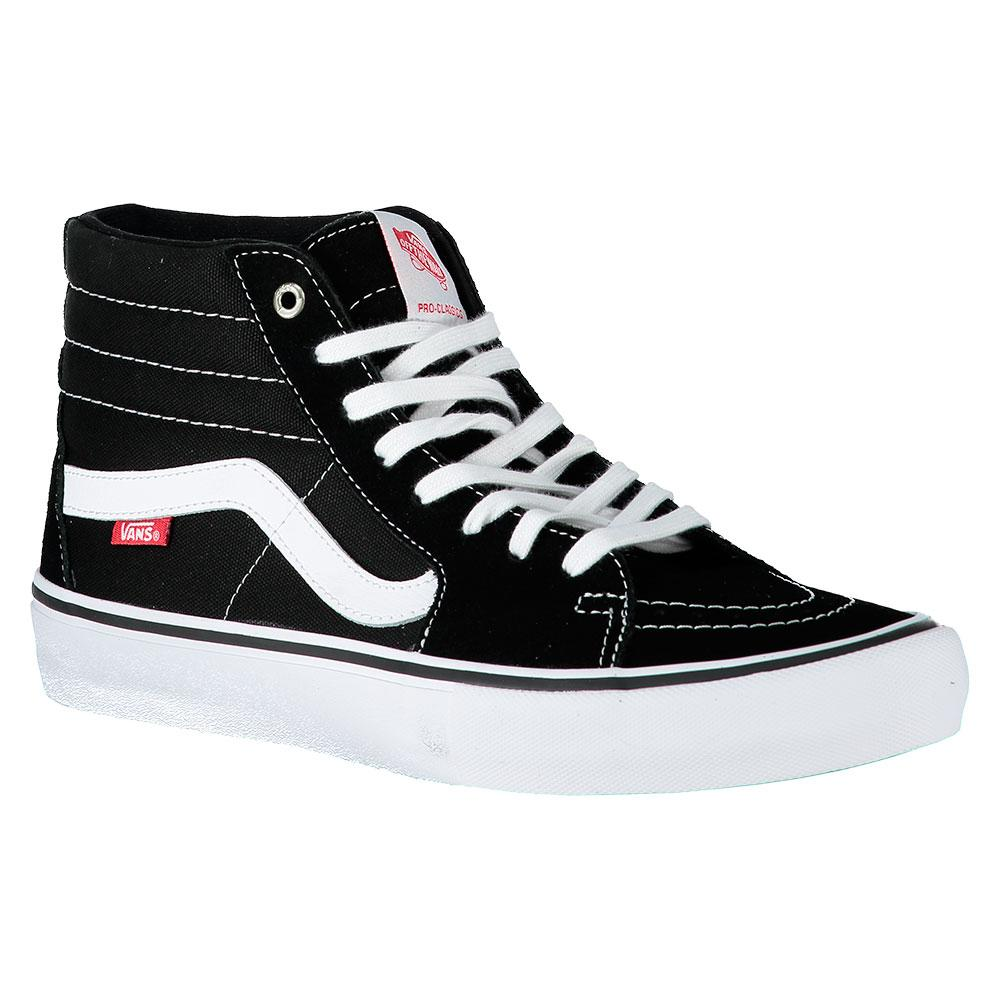 Vans Sk8-Hi Pro Trainers Black buy and offers on Xtremeinn