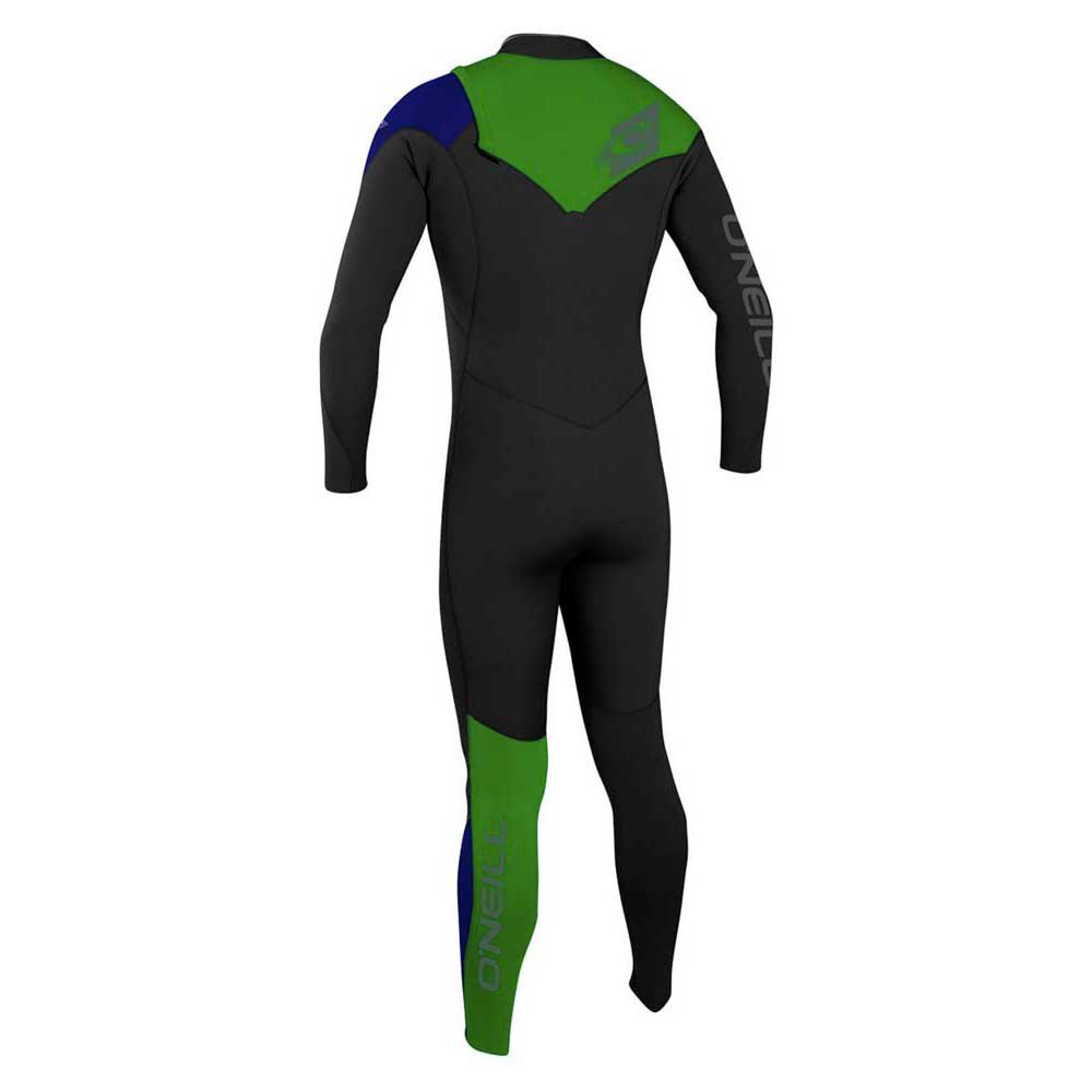 how to put on a zipless wetsuit