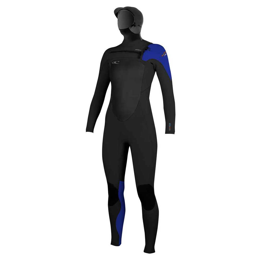 O´neill wetsuits Superfreak Fz With Hood 6/4 mm 2016