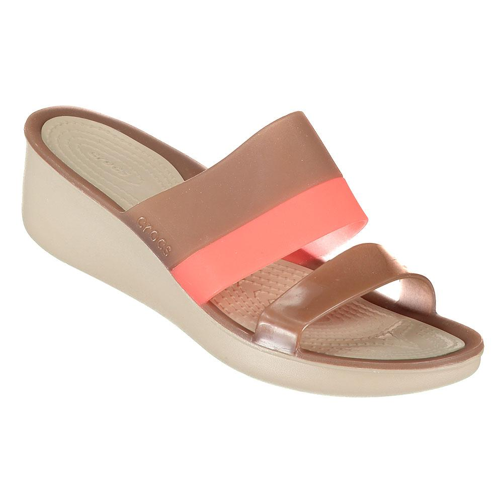 Crocs Color Block Translucent Mini Wedge sHK7vBcSC