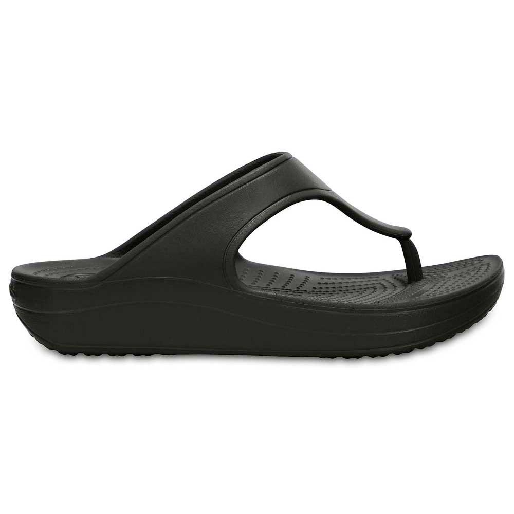eb278db3 Crocs Sloane Platform Flip Black buy and offers on Xtremeinn