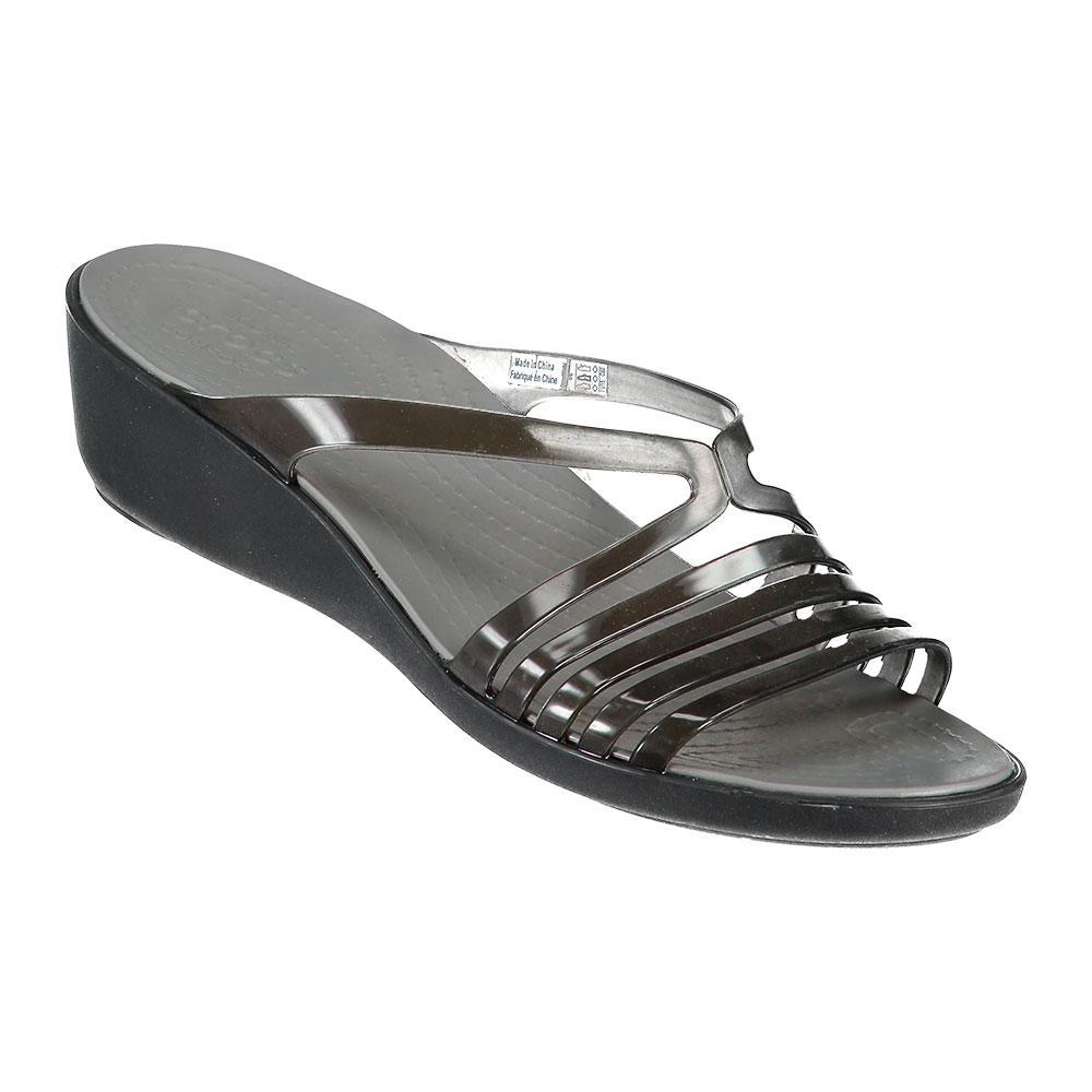 Isabella Mini Wedge Crocs edv3b
