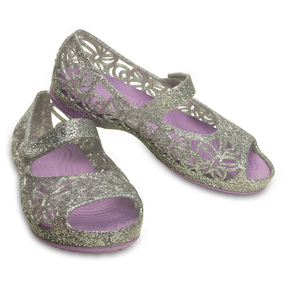 f92d2706deea Crocs Isabella Glitter Flat Ps buy and offers on Xtremeinn