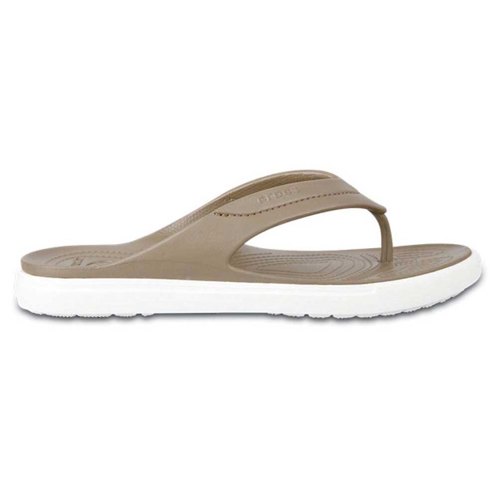 3293bee4e57b Crocs Citilane Flip Beige buy and offers on Xtremeinn