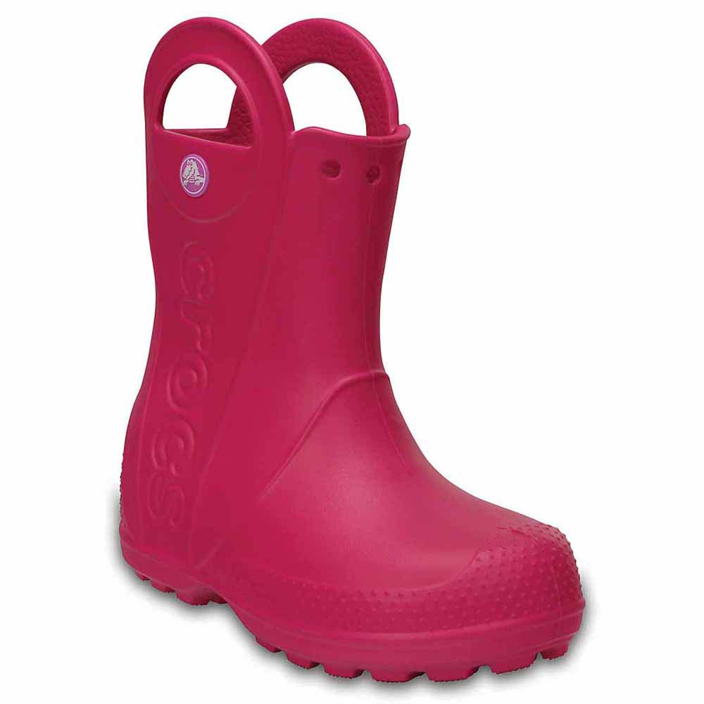 Crocs Handle It Rain Boot K Розовый