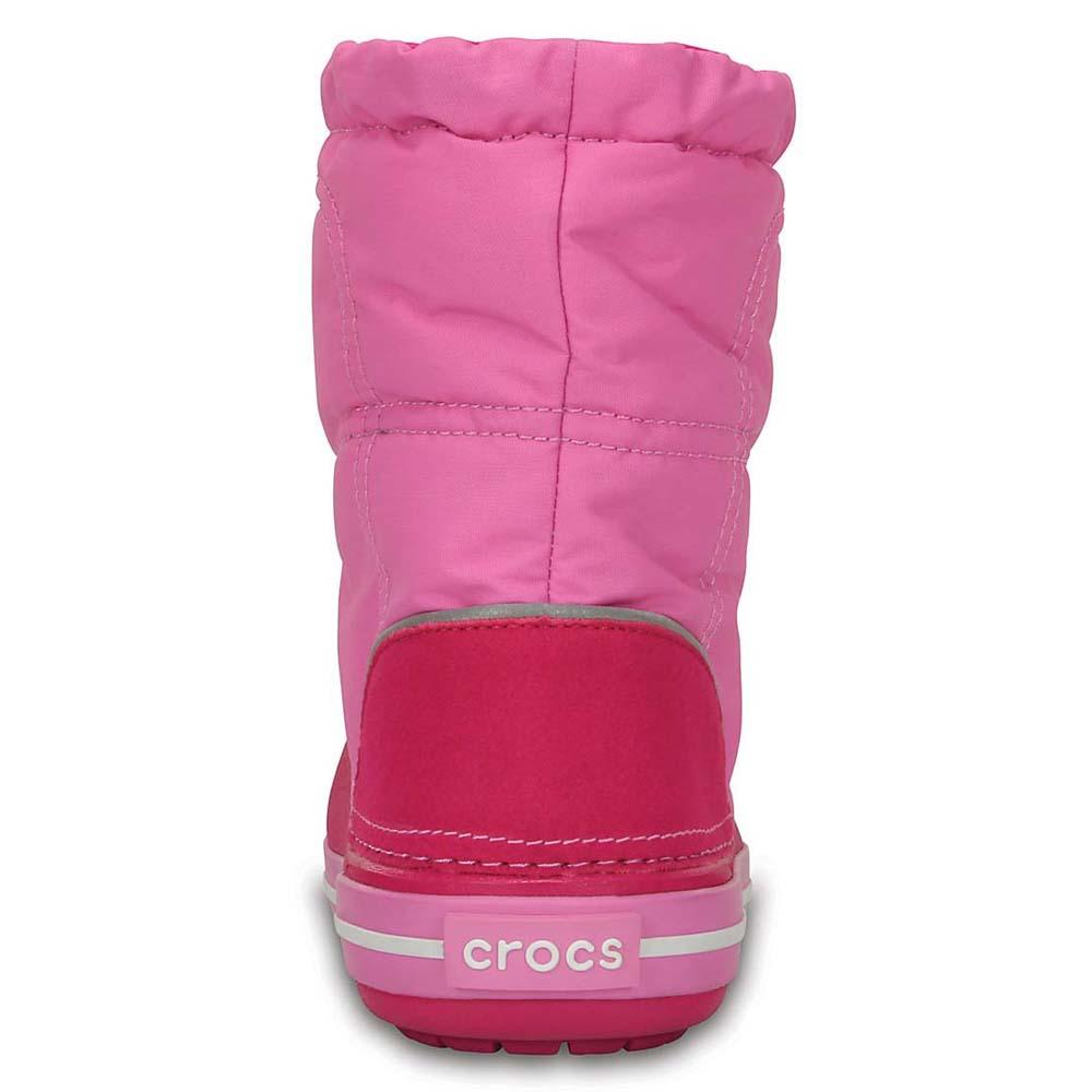 8a1761d0e7c Crocs Crocband Lodgepoint Boot K Rosa