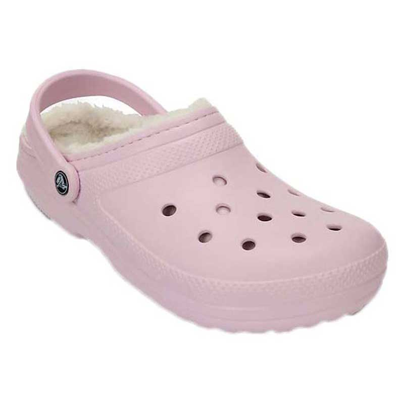 0c740ccb09a9b8 Crocs Classic Lined Clog Pink buy and offers on Xtremeinn