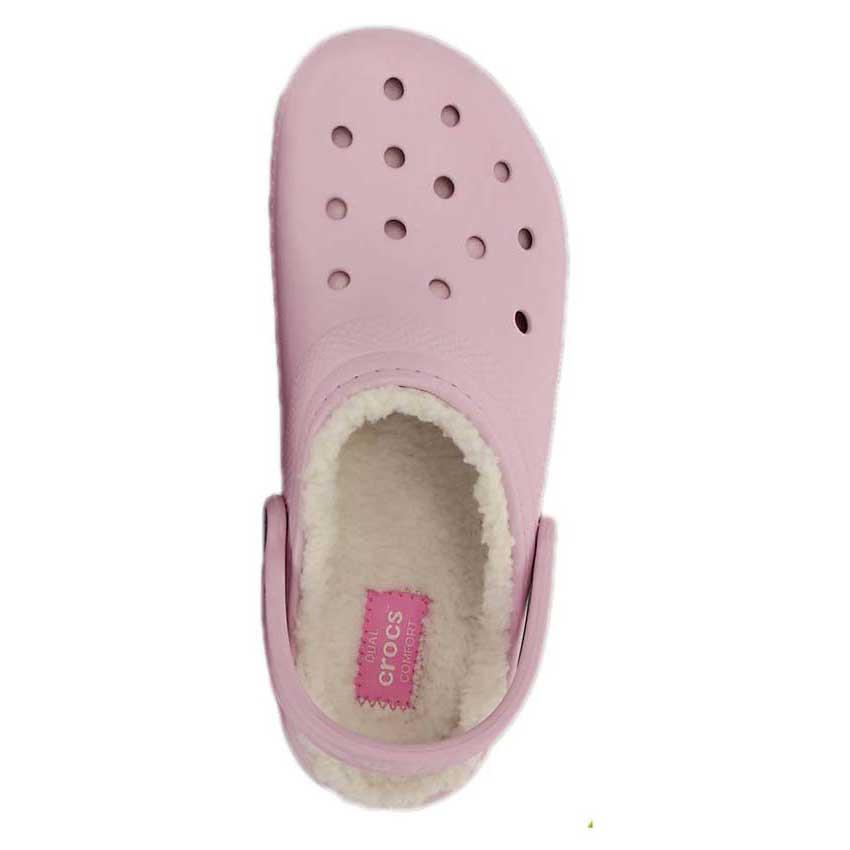 c2892054a9 Crocs Classic Lined Clog Rosa comprar y ofertas en Xtremeinn