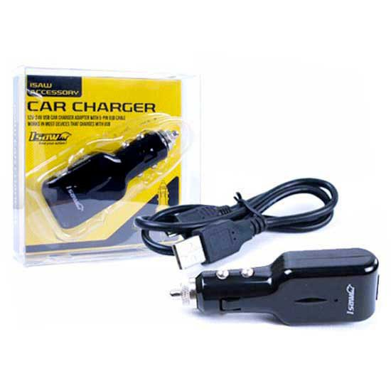 Isaw Carcharger 12-24v USB