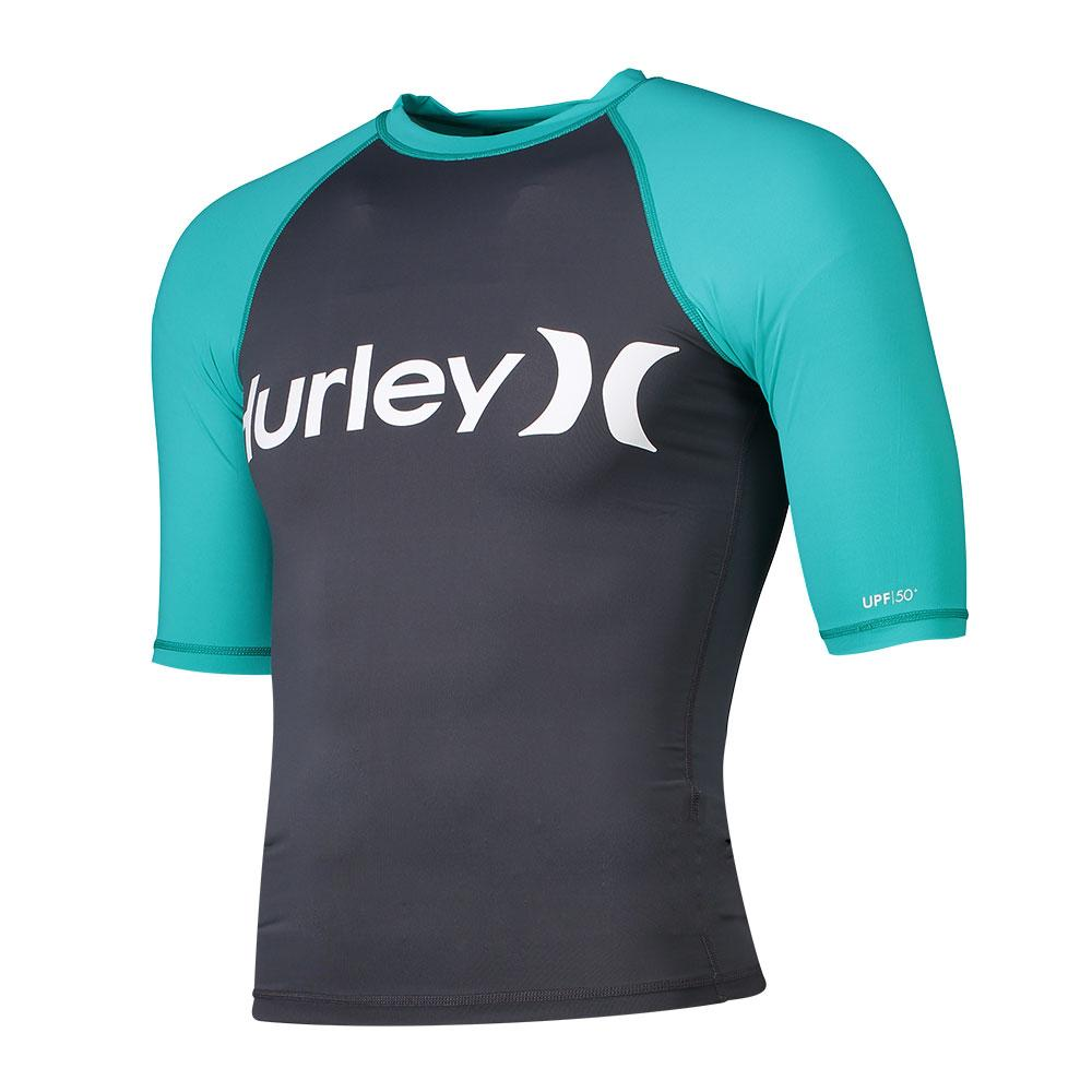 Hurley One and Only S/S Rashguard