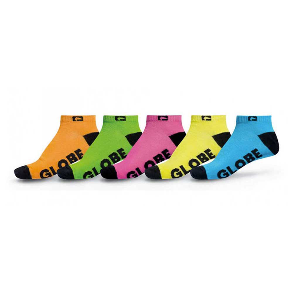Globe Neon Ankle 5 Pc