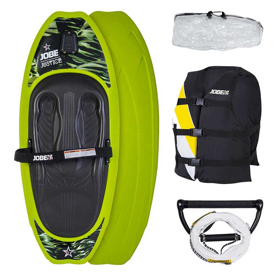 Jobe Justice Kneeboard Package Green