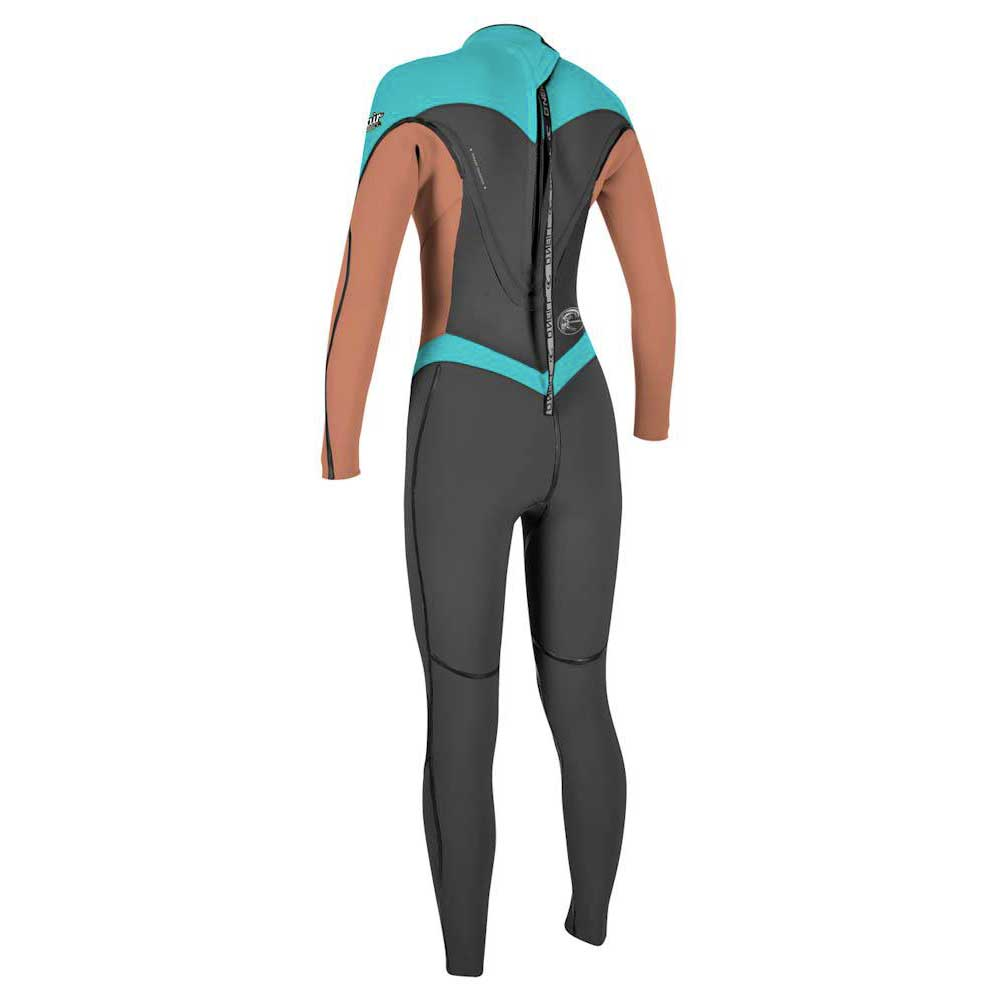 b64adce3584582 O´neill wetsuits Flair Zz 3 2 mm Grey