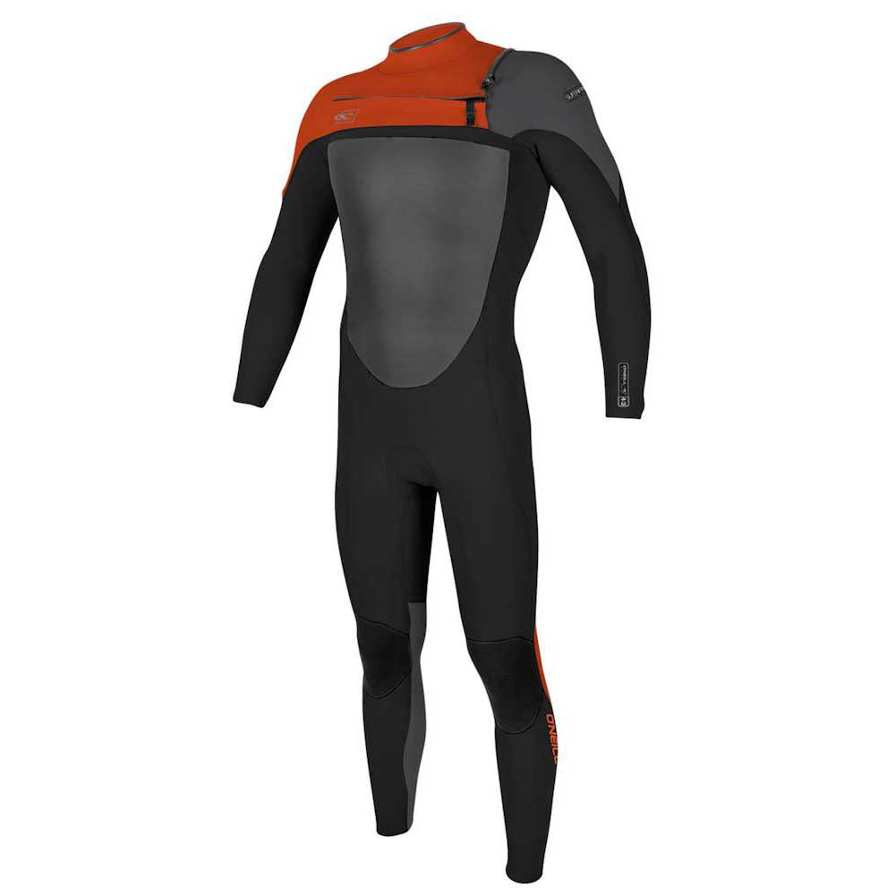 O´neill wetsuits Superfreak Fz 5/4 mm