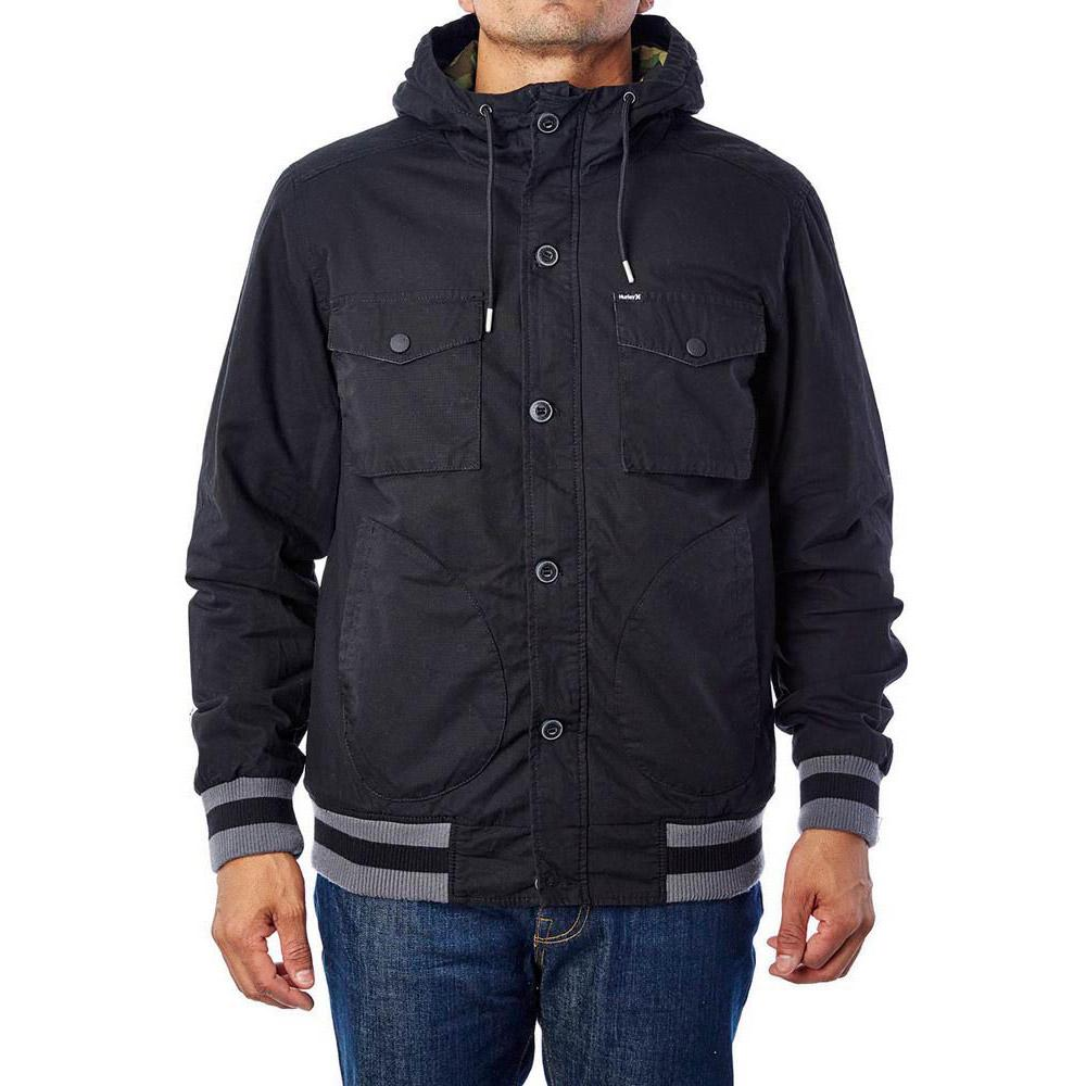 Hurley All City Troops Jacket