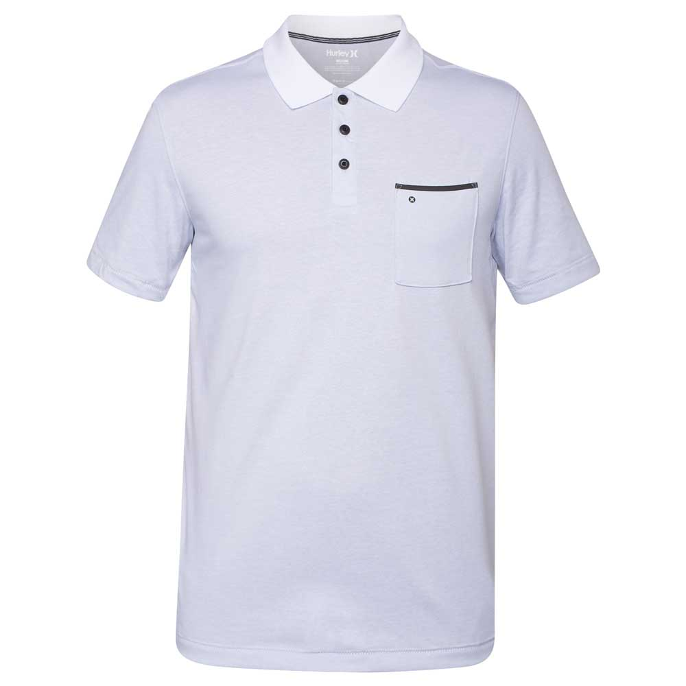 a52454c9 Hurley DriFit Lagos Polo White buy and offers on Xtremeinn