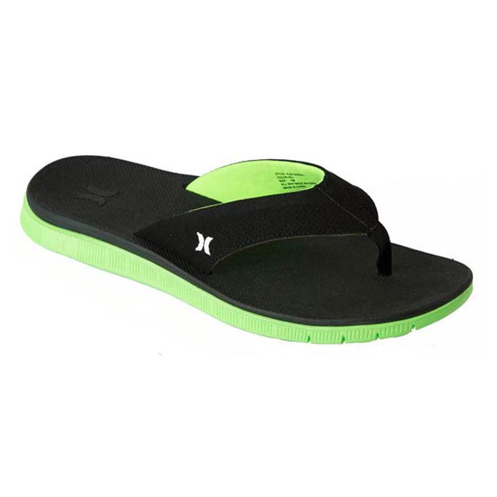 03e50067e Hurley Flex Sandal Green buy and offers on Xtremeinn
