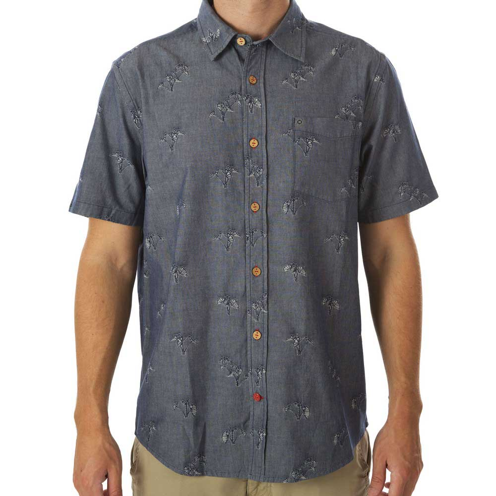 Hurley Sig Zane Chambray Buy And Offers On Xtremeinn