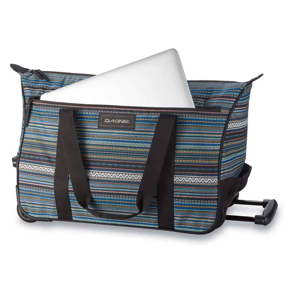 9f132535a188 Dakine Valise Roller 35L Blue buy and offers on Xtremeinn