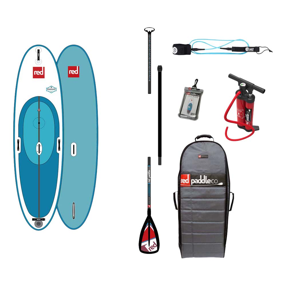 Red paddle co Windsurf Windsup Pack Alloy 10´7