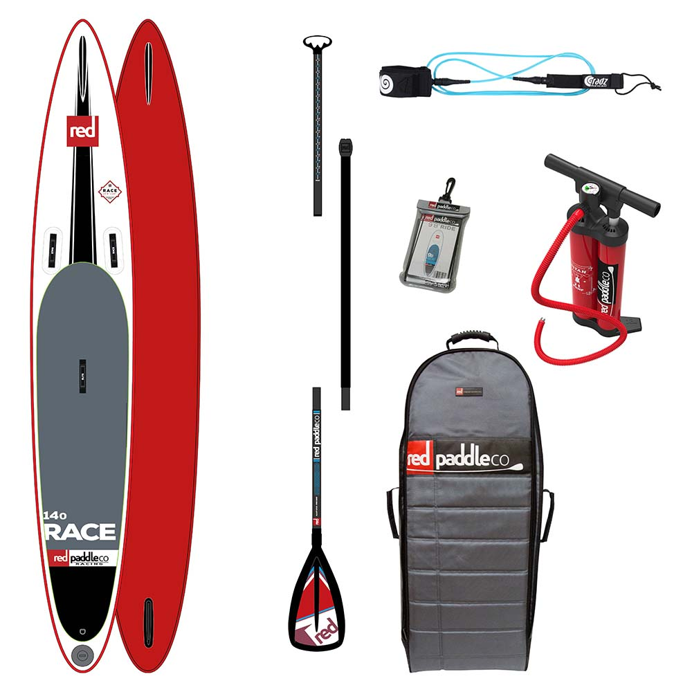 Red paddle co Race Pack Glass 14´0