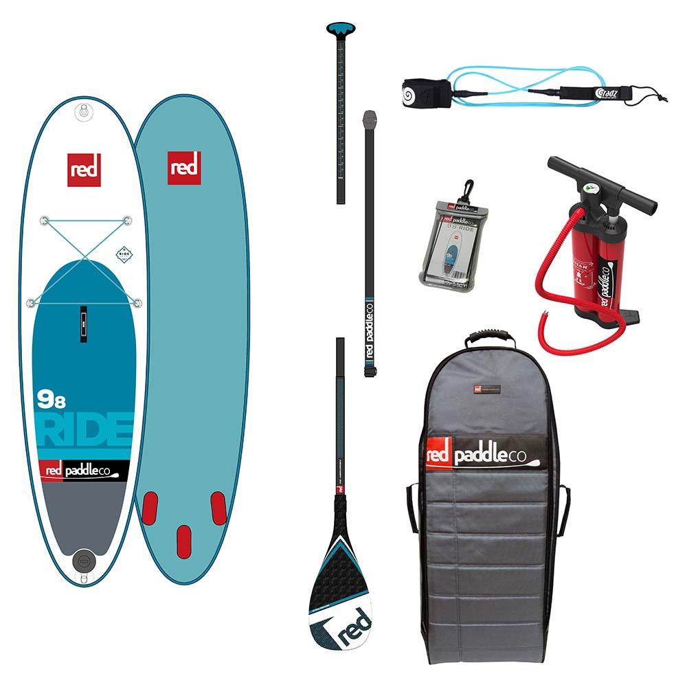 Red paddle co Ride All Round Pack Carbon 9´8