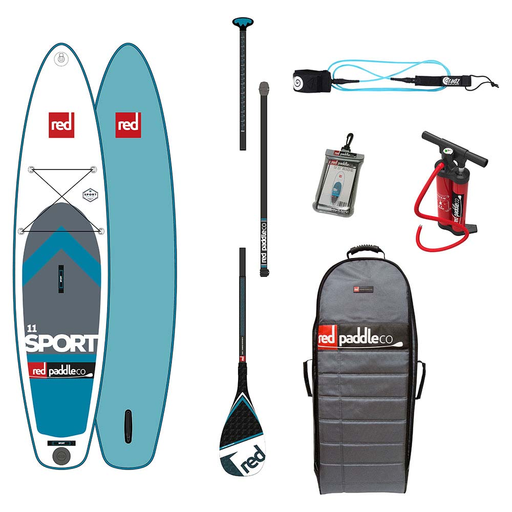 Red paddle co Sport Touring Pack Carbon 11´0