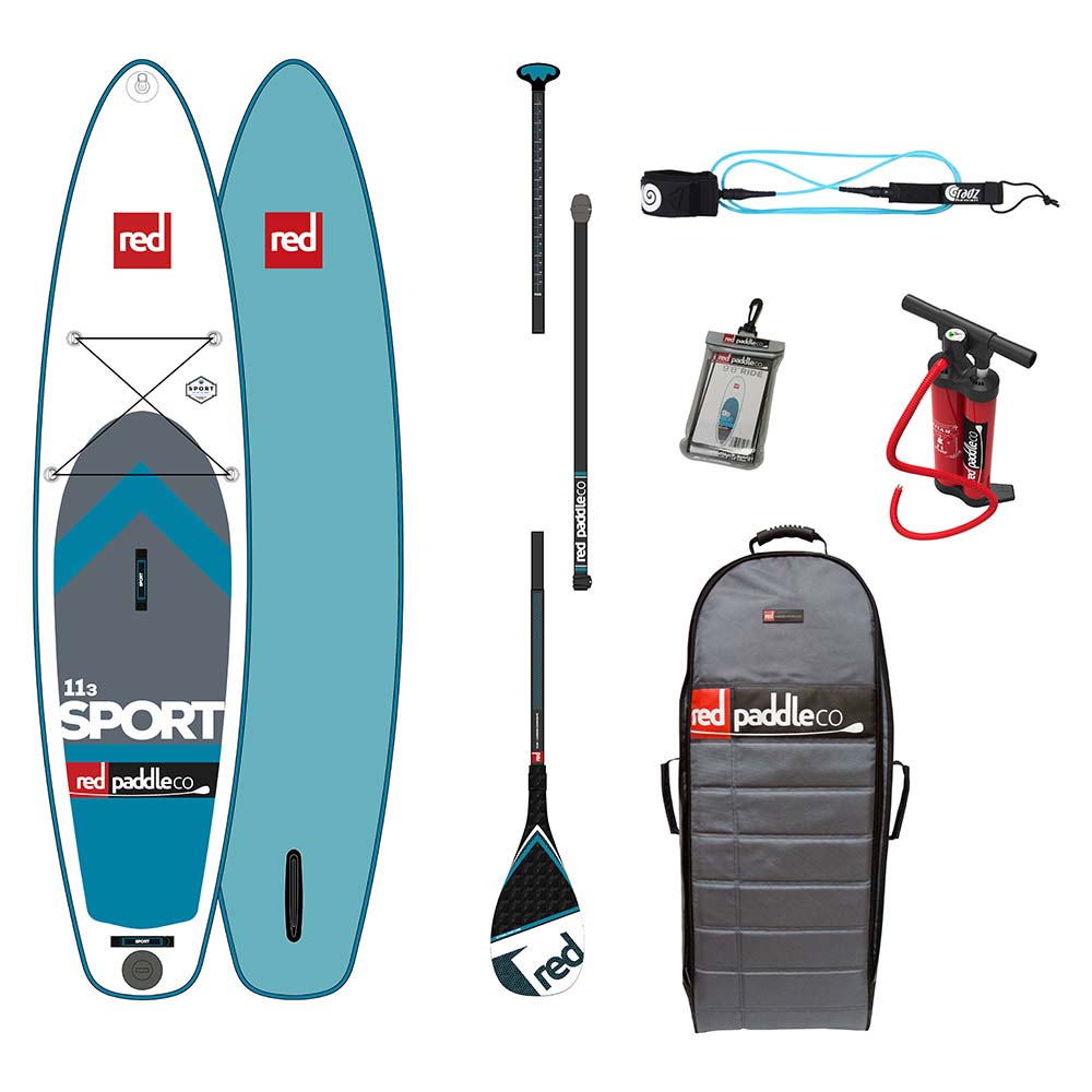 Red paddle co Sport Touring Pack Carbon 11´3