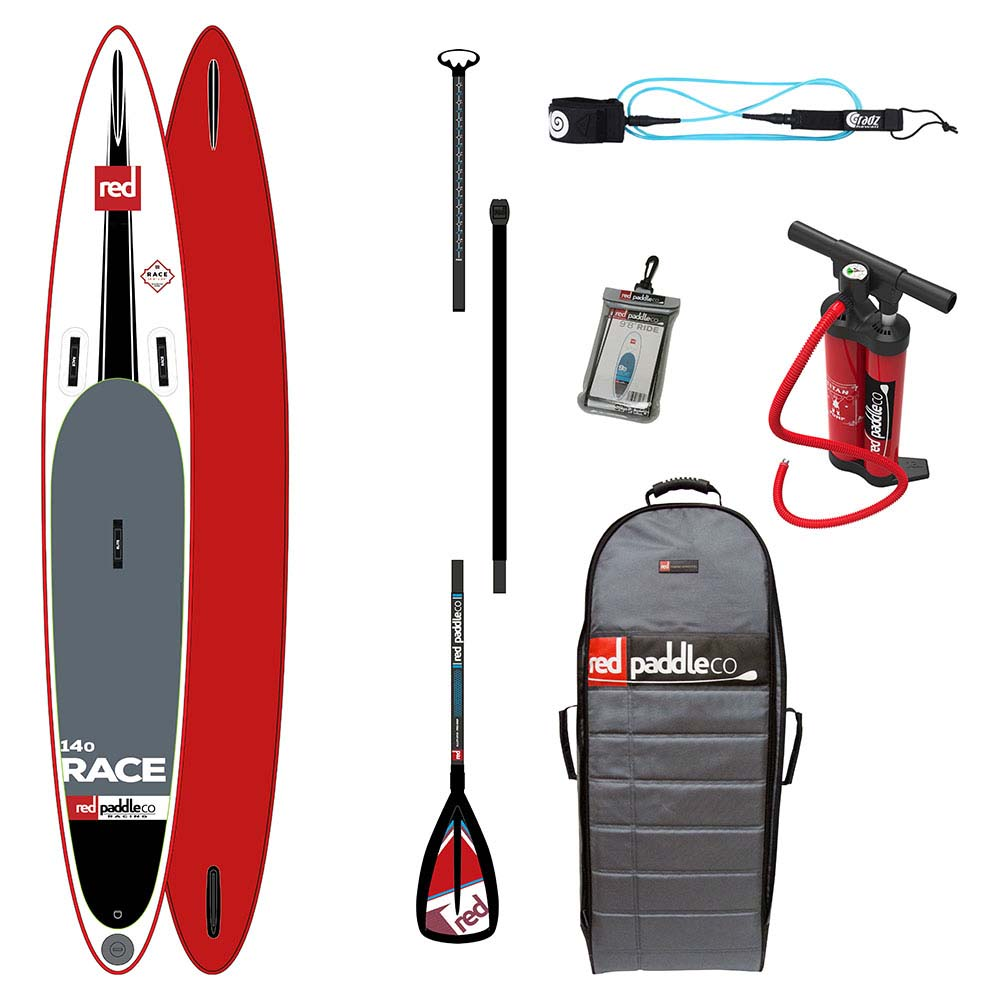 Red paddle co Race Pack Carbon 14´0