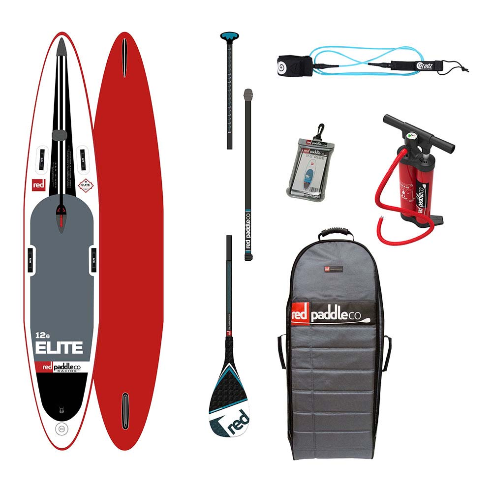 Red paddle co Elite Race Pack Carbon 12´6