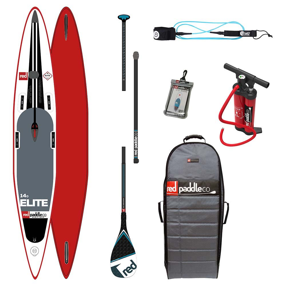 Red paddle co Elite Race Pack Carbon Race 14´0