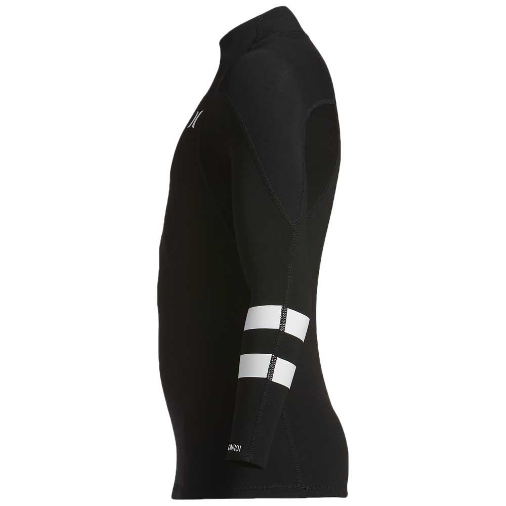 7d9b65c40245 Hurley Fusion 101 Jacket Junior Black