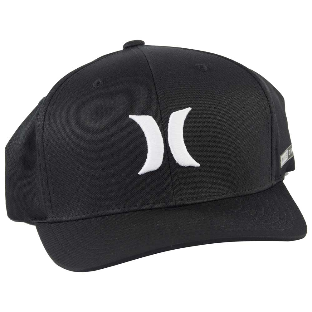 Hurley Dri Fit One   Only Black buy and offers on Xtremeinn dc04bd0f780d