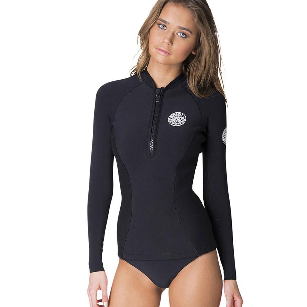 Rip Curl G Bomb Long Sleeve Front Zip Jacket