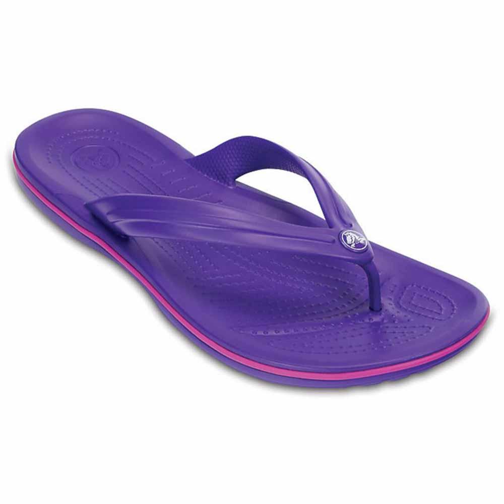 Crocs Crocband Flip Purple buy and offers on Xtremeinn 72ee7d92b47