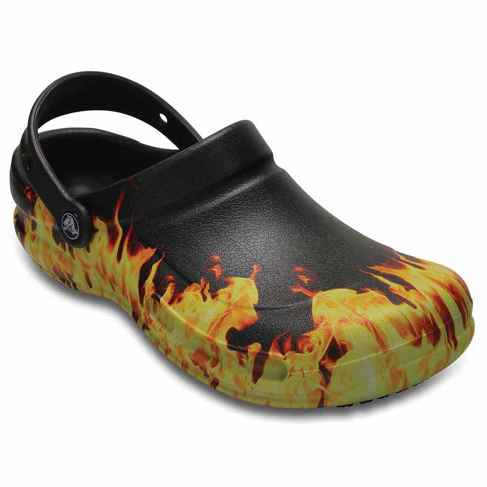 96e07c526a743e Crocs Bistro Graphic Clog Black buy and offers on Xtremeinn