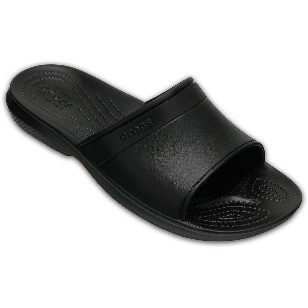 4f0cfe707d26 Crocs Classic Slide Black buy and offers on Xtremeinn