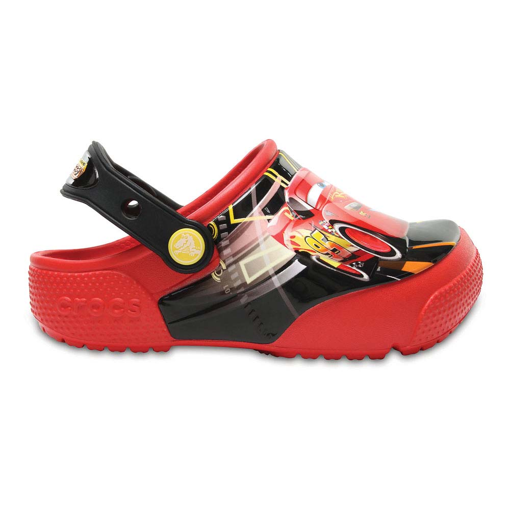 b12dddb160f8f Crocs CrocsFunLab Lights Cars 3 Clog buy and offers on Xtremeinn