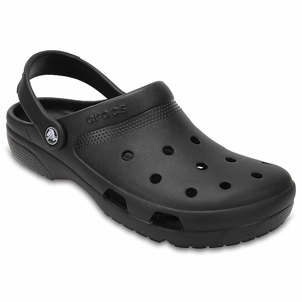 242bde9b377f42 Crocs Coast Clog Black buy and offers on Xtremeinn
