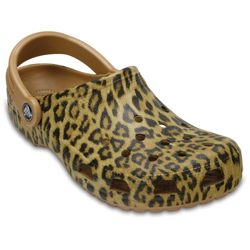 Classic Leopard III Clog Crocs lh7u0d