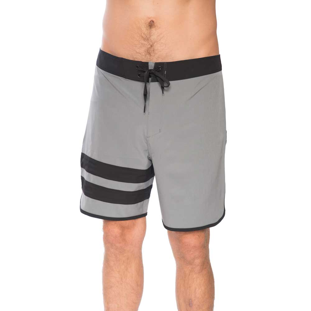 7142185c61 Hurley Phantom Block Party 2.0 Grey buy and offers on Xtremeinn