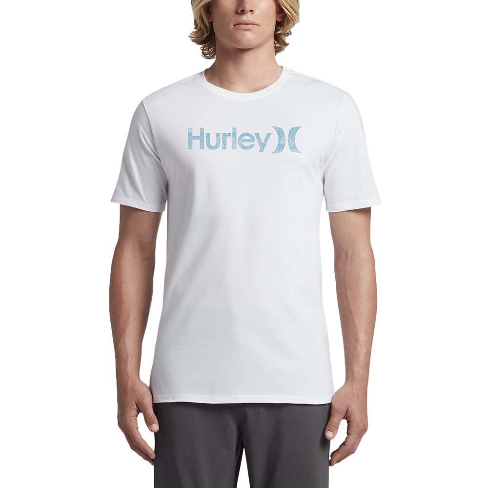Hurley One   Only Push Through Branco 4d8638dd0cb