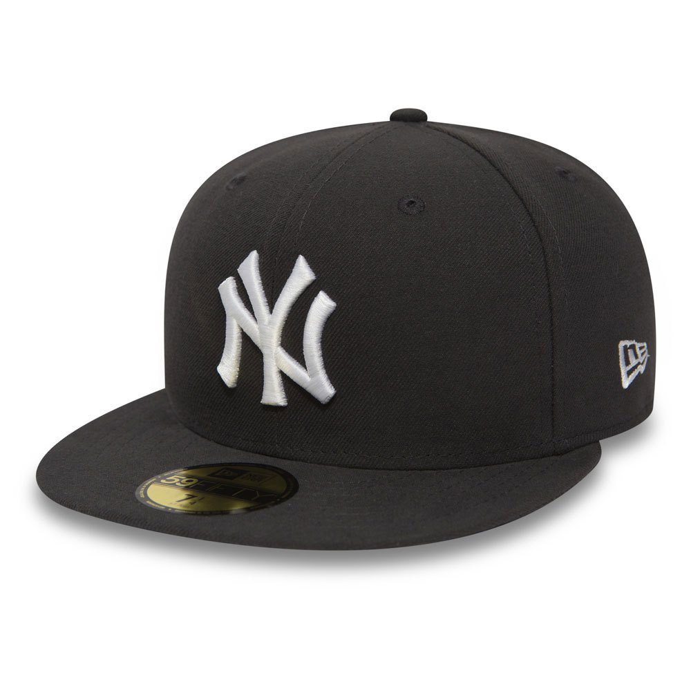 59 Fifty New York Yankees - Negro - Gris 4cc597bfd6f