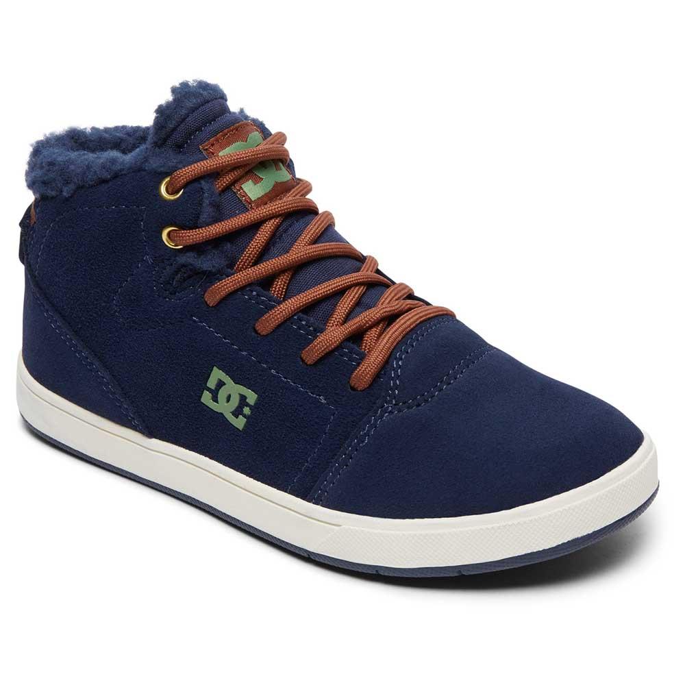 DC Shoes CRISIS HIGH WNT Azul uVsMv