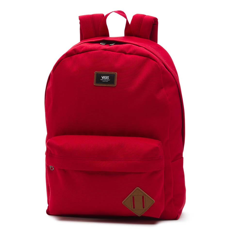 25e6709cbf42ab Vans Old Skool II Backpack 22L Red buy and offers on Xtremeinn